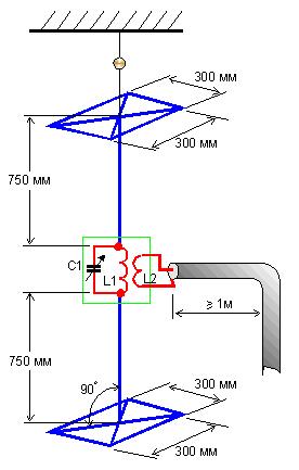 Small CB antenna