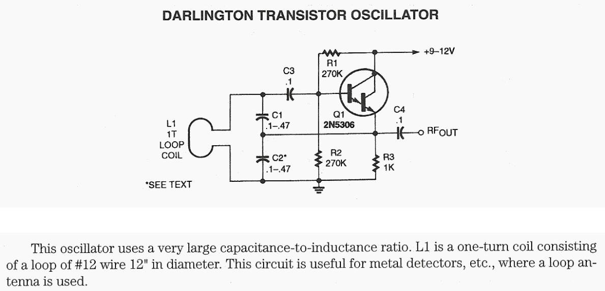 DARLINGTON%20TRANSISTOR%20OSCILLATOR Transistor Inverter Circuit Schematic on transistor gate, transistor circuit design, transistor latch circuit schematic, transistor circuit diagram, 12v to usb schematic, transistor voltage amplifier circuit, usb charge port schematic,